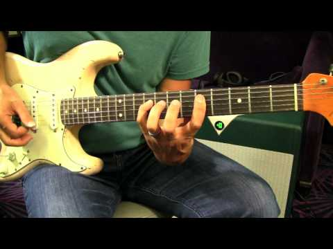Jimi Hendrix Little Wing Lesson Part 2 Verses