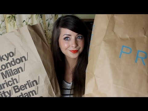 Collective Haul : Mac, Zara, Primark, American Apparel etc... | Zoella