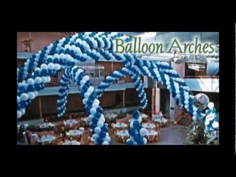 Ebani vs. Arcos de Globos (Balloon Arches) Part 1