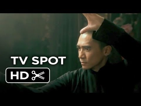The Grandmaster Movie TV SPOT – Only One (2013) – Ziyi Zhang Movie HD