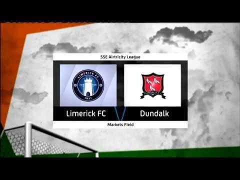 HIGHLIGHTS: Limerick 0-1 Dundalk