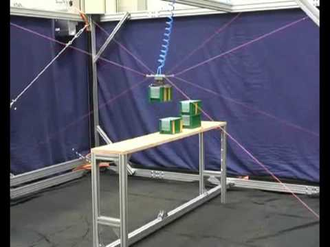 IPAnema -- a high dynamic parallel cable robot