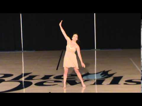 One and Only-Lyrical-Senior Solo by Megan Dunham