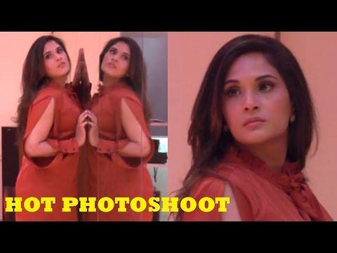Richa Chadda | Hot Photoshoot | Special Number for Cabaret Hindi Movie 2016