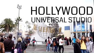 UNIVERSAL STUDIO HOLLYWOOD (BEST DAY EVER) - VLOG #13