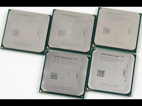 Как разблокировать ядра в процессорах AMD часть 1.