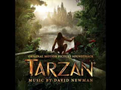 Tarzan 2013 Original soundtrack (Music By David Newman)