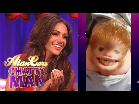 Ed Sheeran's Message To Michelle Keegan - Alan Carr: Chatty Man