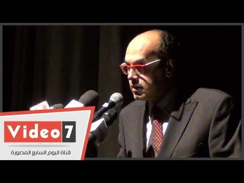بالفيديو.. رئيس المركز القومى للمسرح يعلن قصر الأمير«طاز» مقراً دائماً لمدرسة الإنشاد الدينى