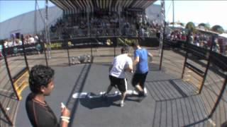 Best Of Panna Knock Out™ 2012 Quarter Finals - Spajic (KRO) - Licht (DEN)