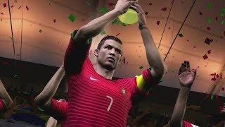 2014 FIFA World Cup Brazil: Portugal wins the World Cup! (HD Gameplay)