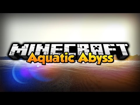 Minecraft Mod Showcase: Aquatic Abyss 1.7.2