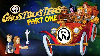 Filmation Ghostbusters Part 1 - Classic Cartoon Review 1/2