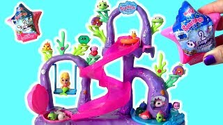 Color Changing Splashlings Wave II Mermaid Surprise ❤ Splashlings Coral Playground Color Changers