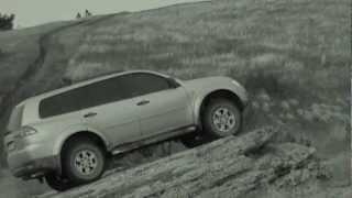 Mitsubishi Pajero Sport new  ТЕСТ-ДРАЙВ путешествие