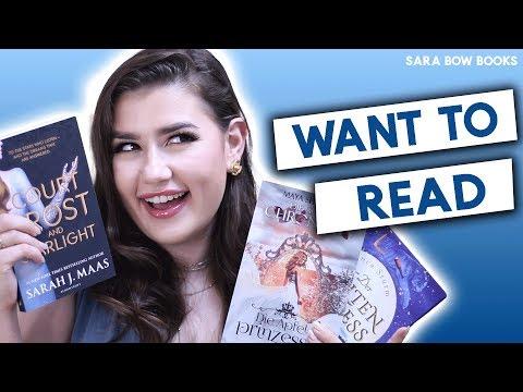 WANT TO READ LIST Juni 2018 | Gewinnspiel | Sara Bow Books