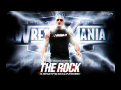The Rock Theme Song 2012 Music Videos
