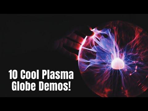 Top 10 Demos With The Plasma Globe