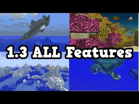 Minecraft PE / Xbox 1.3 Update ALL Features Announced