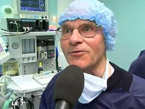 Trélazé : Une visite au bloc opératoire