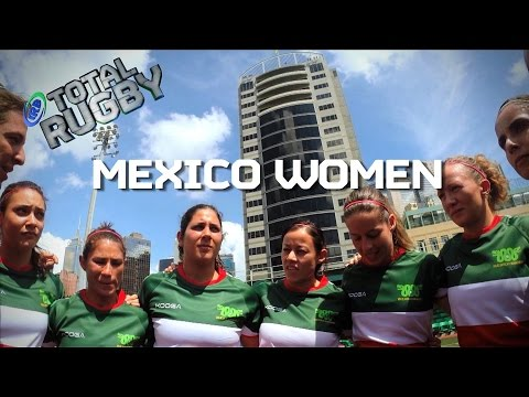 Mexico Womens Rugby: How the sport is taking off in Central America