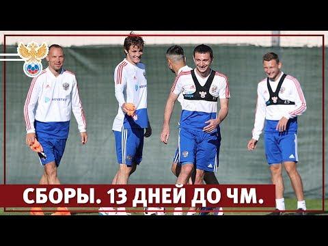 Новогорск. Сборы. 13 дней до ЧМ l РФС ТВ