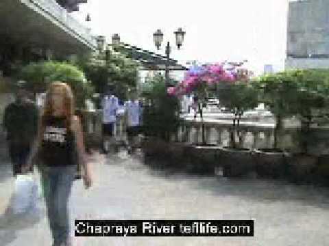 Chapraya River Bangkok Thailand