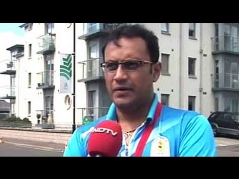 Want to win olympic medal for India: Prakash Nanjappa to NDTV