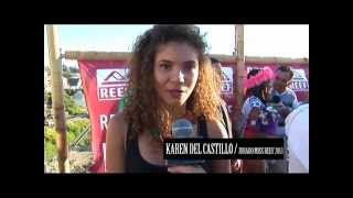 Miss Reef 2013 - Lorena Gálvez