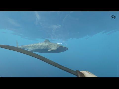 Stranded Deep - SHARKS! + Deep Sea Diving (ULTRA Settings)
