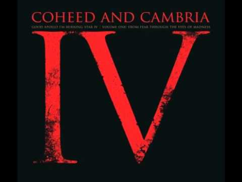 Coheed & Cambria - The suffering