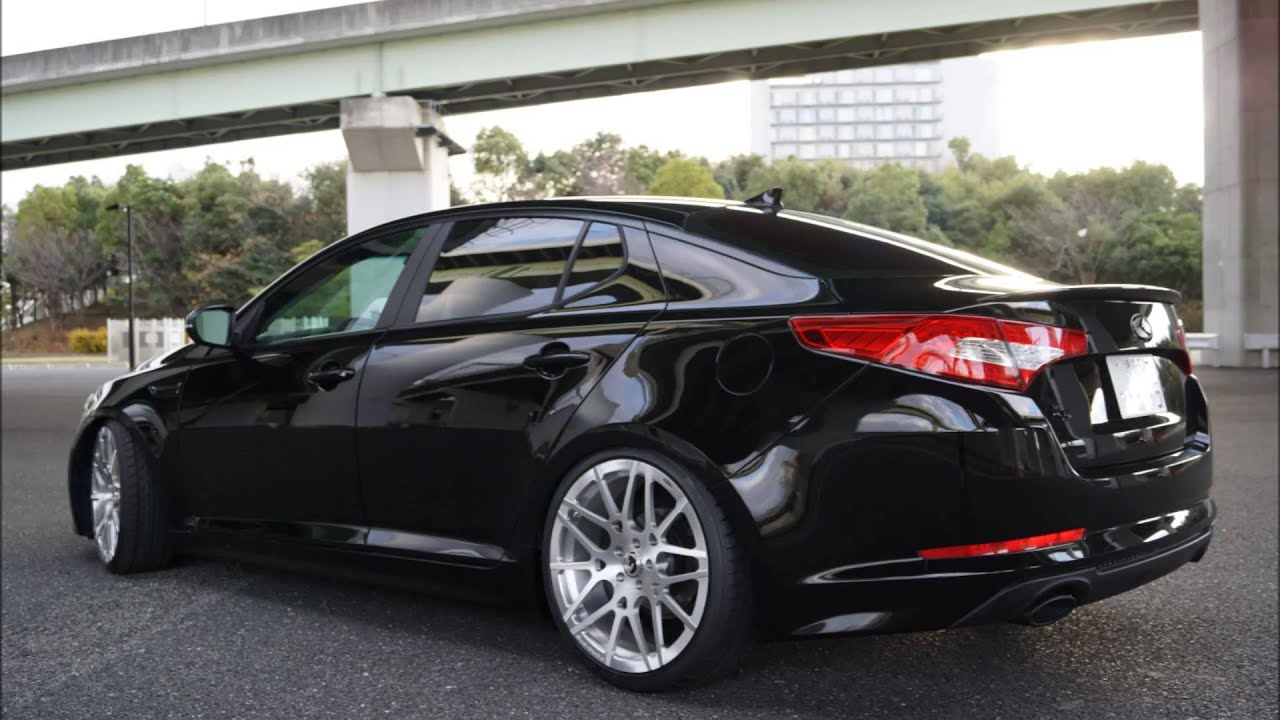 KIA K5 Optima BlackPart Ⅱ Hybrid Audio Forgiato KDM D ...