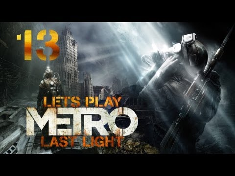 Let's Play Metro Last Light (German) #13