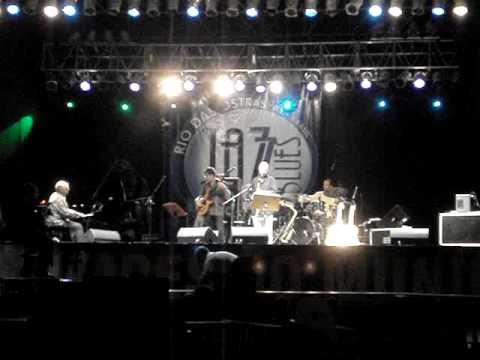 Pau Brasil - Bye Bye Brasil (Chico Buarque / Roberto Menescal) - Rio das Ostras Jazz e Blues 2009