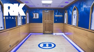 We Toured the DUKE BLUE DEVILS' INSANE BASKETBALL Facility | Royal Key