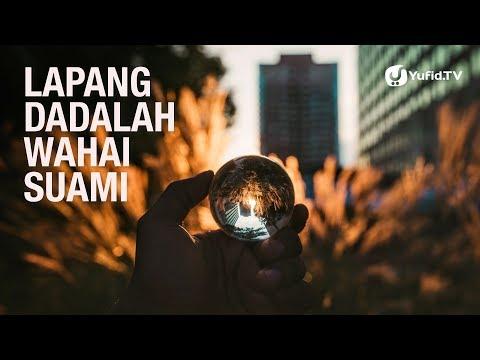 Cerita Cinta : Lapang Dadalah Wahai Suami - Ustadz Abul Hasan Ahmad MZ - 5 Menit yang Menginspirasi