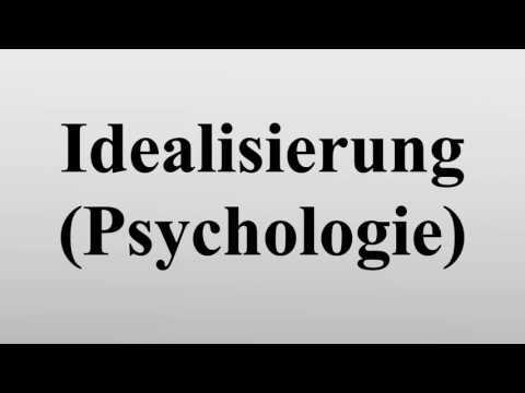 Idealisierung (Psychologie)