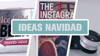 IDEAS REGALOS NAVIDAD + SORTEO