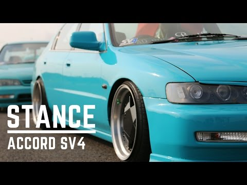 Accord Cielo vtect 96 #accordSV4project | Stance accord SV4