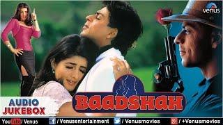 Baadshah  JUKEBOX  Shahrukh Khan  Twinkle Khanna
