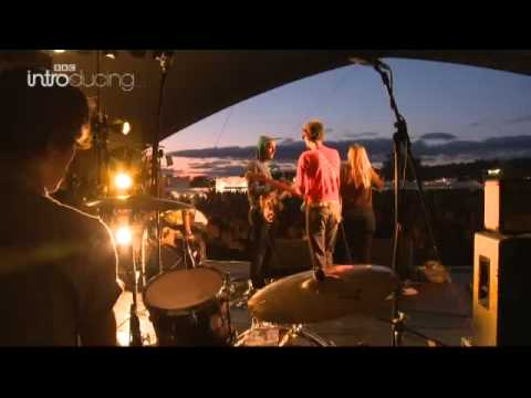 BBC Introducing: Lovvers - OCD Go Go Girls (Reading &amp; Leeds 2009)