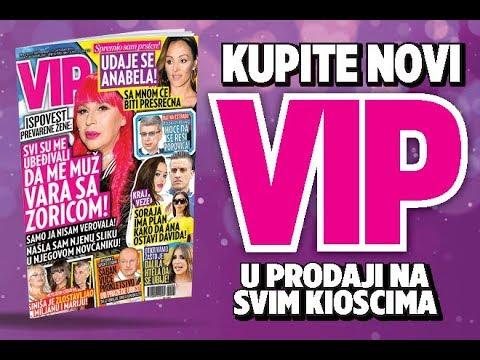 Kupite VIP 9: Ispovest prevarene zene: RAZVELA SAM SE ZBOG ZORICE BRUNCLIK! Udaje se Anabela!