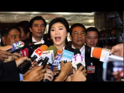 Ousted Thai PM Impeached by Junta-picked Parliament