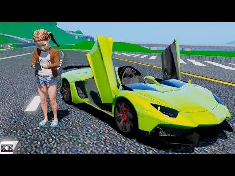 GTA 5 CLINTON KIDS REAL LIFE MOD #9 TRIXY'S NEW CAR!