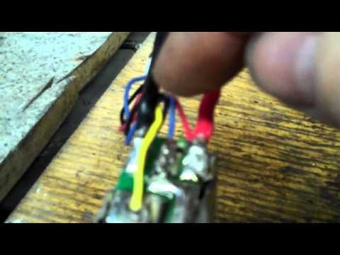 How to repair a LIPO battery at your own risk.