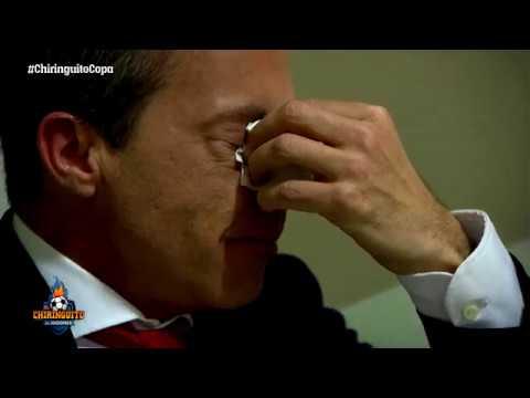 ¡DESGARRADOR! Cristóbal Soria ROMPE a LLORAR y ABANDONA el PLATÓ