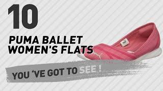 Puma Ballet Women's Flats // New & Popular 2017