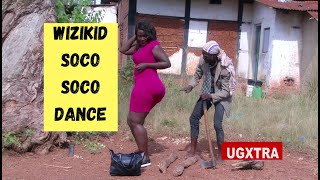 FUNNIEST WIZIKID SOCO SOCO DANCE   COAX & JUNIOR USHER   New African Comedy 2019 HD