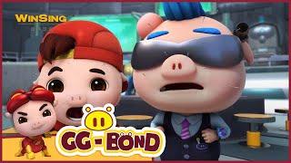 GG Bond - Agent G 《猪猪侠之超星萌宠》EP51