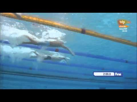 Men's 4x100m Freestyle relay final 12th FINA World Swimming Championships (25m) Doha 2014